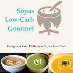 Receitas de SOPAS LOW CARB para emagrecer  O livro de receitas Sopas Low-Carb Gourmet contém mais de 23 receitas de sopas, caldos e cozidos para emagrecer.  Todas as receitas apresentadas atendem aos princípios das Dietas Low-Carb, como Dieta Atkins, Dieta Paleo, Dieta Keto, e Dieta Slow Carb.  Isso porque elas contêm baixo teor de carboidratos, proporcionando emagrecimento mesmo em não-praticantes de atividade física.