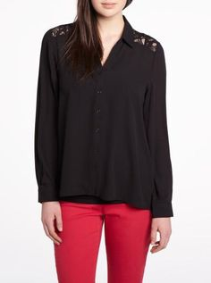 Long sleeve blouse | Women| Shop Online at Reitmans