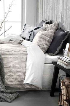 When in doubt, add pillows.