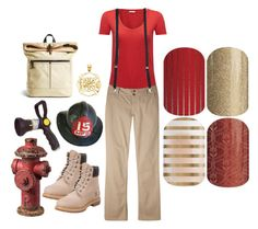 """""""Occupations - Jamberry Nails"""" by kspantongroup on Polyvore featuring American Vintage, Mountain Khakis, Forever 21, Timberland, STATE Bags, Melnor and Sterling"""