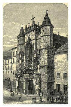 Portugal, Big Ben, Notre Dame, Barcelona Cathedral, History, Nostalgia, Santa Cruz, May, Cities