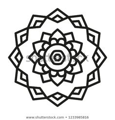 Find Simple Mandala Shape Coloring Vector Mandala stock images in HD and millions of other royalty-free stock photos, illustrations and vectors in the Shutterstock collection. Thousands of new, high-quality pictures added every day. Simple Mandala, Design Art, Graphic Design, Celtic Symbols, Panel Art, Mandala Design, Fur Babies, Cookie Recipes, Art Projects