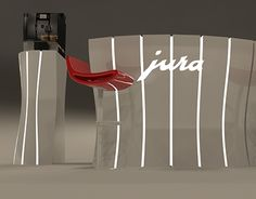 """Check out new work on my @Behance portfolio: """"Coffee machine exhibition for Jura"""" http://be.net/gallery/32852759/Coffee-machine-exhibition-for-Jura"""