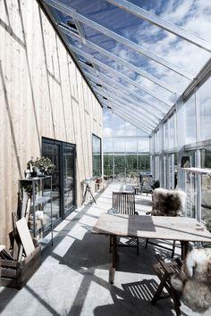 Green House et Light House à Hvalsø, au Danemark par Sigurd Larsen - Journal du Design