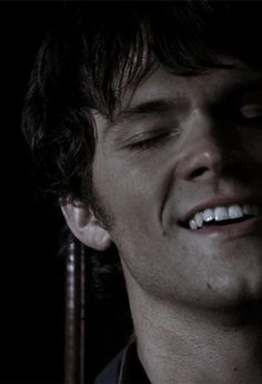 if dreams can't come true, then why not pretend? Supernatural Sam Winchester, Jared Padalecki Supernatural, Supernatural Fandom, Young Sam Winchester, Sams Hair, The Boy King, Bobby Singer, Fitness Workout For Women, Destiel
