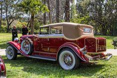 1934 Auburn V12 Phaeton Salon | CCCA 2013 Annual Meeting | Flickr