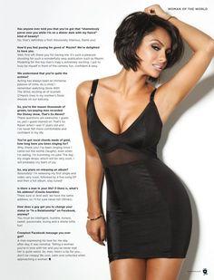 Nazanin Mandi For Maxim Magazine South Africa, April 2014