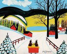 artist maud lewis - Google Search
