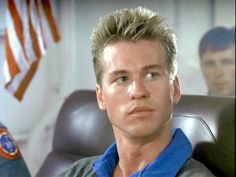 Iceman: You two really are cowboys. Maverick: What's your problem, Kazanski? Iceman: You're everyone's problem. That's because every time you go up in the air, you're unsafe. I don't like you because you're dangerous. Maverick: That's right! Ice... man. I am dangerous.