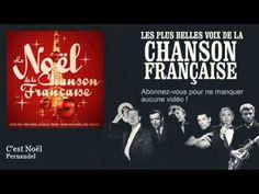 Fernandel - C'est Noël -  Chanson française