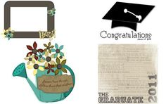 spring and graudation freebies from creative memories