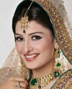 Ayeza Khan Bride