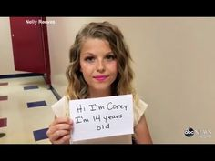 Corey appeared in a video introducing a new anti-bullying anthem titled Misfit by the Nashville-based band High Dive Heart. 'We're Not a Threat': Transgender Teen Shares Powerful Message on Bullying Anti Bullying Video, Bullying Videos, Transgender Community, Transgender Girls, Transgender Quotes, Lgbt Community, Mtf Transformation, 14 Year Old, How To Be Outgoing