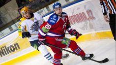 Vrána mění KHL za Švédsko, někdejší pražský Lev posílí Brynäs Gävle | Hokej.cz - web českého hokeje