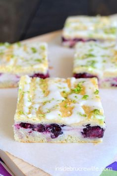 Blackberry Lime Cheesecake Danish - blackberry and lime flavors make this cheesecake danish absolutely delicious