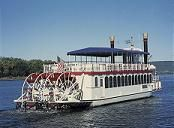 LaCrosse Queen Cruises, out of LaCrosse, WI down the Mississippi River