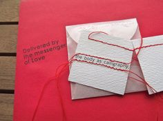 handmade card body as calligraphy blank with by papernursepatsy, $10.00