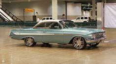 Cars Gallery | Old School | Impala | Blue | Forgiato