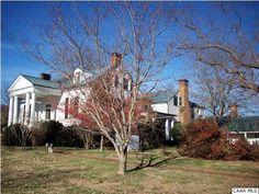 547 acres in Albemarle County, Virginia