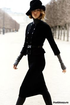 Christian Dior pre-fall 2012 What a French spirit...