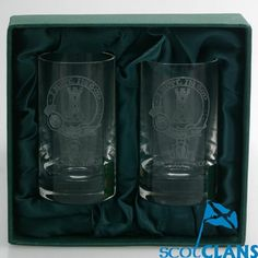 Clan Mackinnon products in the Clan Tartan and Clan Crest, Made in Scotland…