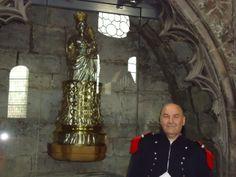 dans une église de Tournai
