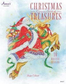 Журнал «Christmas Treasures».