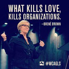 Global Leadership Summit 2013, Dr. Brene Brown
