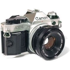 Canon AE1 (AE-1) Program - Appareil photo reflex (SLR)