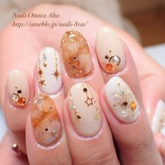 ʚ pin - lloverrose ɞ Nail Swag, Cute Nails, Pretty Nails, Korean Nails, Kawaii Nails, Nailart, Manicure E Pedicure, Nail Envy, Cute Nail Designs
