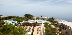 Marbella Beach Hotel Corfu. View of Ionian sea and Ionian Islands. Kids club from 4 months www.marbella.gr