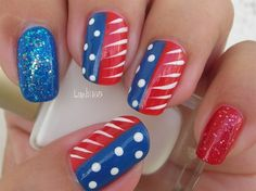 ♥ ~ ♥ Red White and Blue ♥ ~ ♥