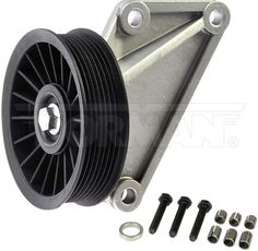 Ac Compressor Bypass Pulley Pulley Compressor Ac Compressor