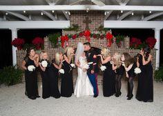 A Military Story: {Real Wedding} Mr. & Mrs. Flynn