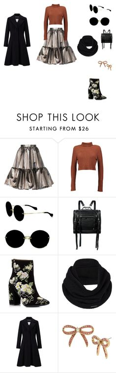 """poof"" by shadow-dxlvi on Polyvore featuring Leka, Boohoo, Miu Miu, McQ by Alexander McQueen, Miss Selfridge, prAna, John Lewis and Betsey Johnson"