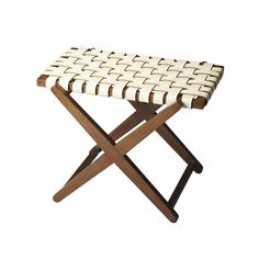 Lend a Hand Luggage Rack – great in a a guest room, or even as a makeshift side table in a living space.