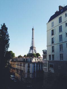 Paris, France / photo by Jessica Donnellan