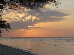 Sunset en Gili Trawangan, Lombok. Aunque no es Bali, está muy cerquita