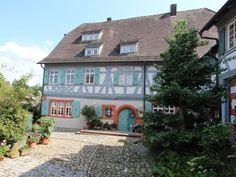 Gernsbach, bei Baden-Baden / Rastadt, historisches Anwesen, 16 Jh, restaurtiert, 400qm, 546 qm Grundstück, 729.000€