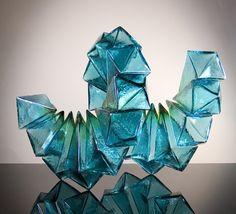 Tart Aqua Spiral - Richard Royal Studio