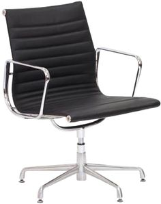 Classic Desk Chairs sterling mid-back modern office chair: this modern classic is a