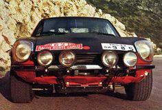Monte Carlo Rally 1972