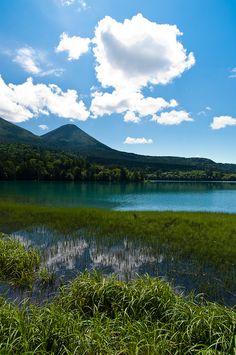 Onnetoh Lake, Hokkaido