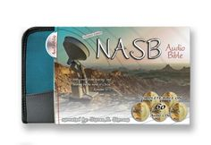 It really has to be this edition because Mom is picky about the voice. I want this downloaded on a waterproof shuffle--in an ideal world. NASB Complete Bible on CD Deluxe Edition by Steven B. Stevens