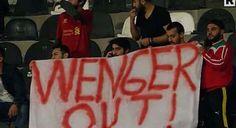 #SPOR İnanılmaz olay! Manisalılar Wenger'i istifaya davet etti: Premier Lig'de Arsenal'i çalıştıran Fransız teknik adam Arsene Wenger,…