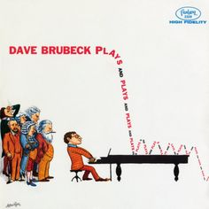 Dave Brubeck - Plays and Plays and Plays Premium Poster at Art.com