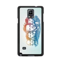 Coldplay Faces Lyrics Design Samsung Galaxy Note 3 | 4 Cover Cases