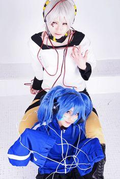 Dark Konoha x Ene Konoha Ene | Kagerou Project