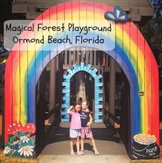 Best playground in Central Florida  |  perfect for Daytona Beach visitors and locals alike | Magical Forest, Ormond Beach, FL