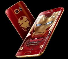Samsung launches Iron Man-flavored Galaxy S6 Edge